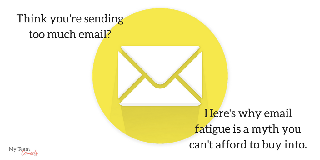 the myth of email fatigue