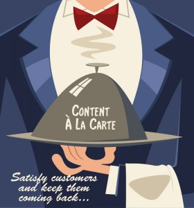 Serve up great content