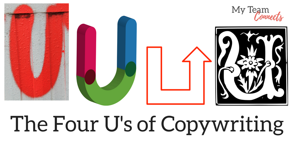 four u's of copywriting