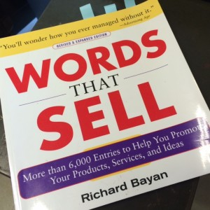 words that sell, the copywriter's bible