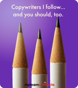 copywriters to follow