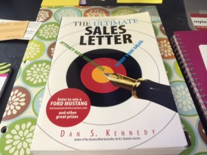 copywriters to follow Dan Kennedy