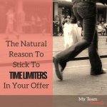 The Natural Reason To Stick To Time Limiters In Your Offer