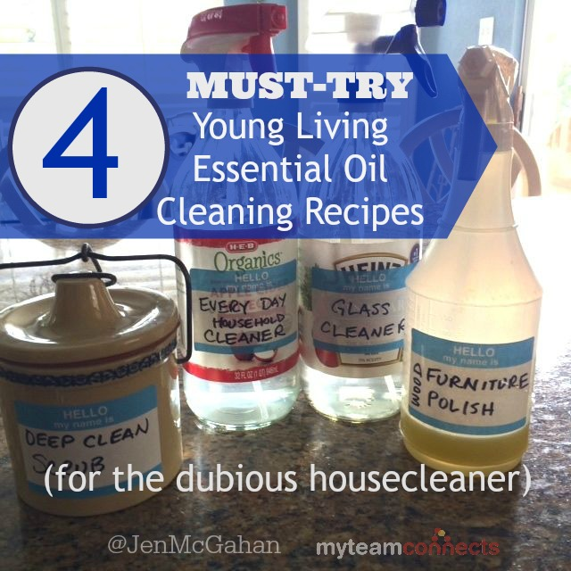 must-try cleaning recipes