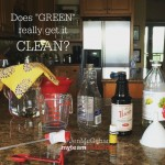 "Green Cleaning: Does ""Green"" Really Get It Clean?"