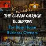 clean garage blueprint