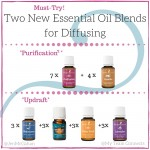 Two Unusual Essential Oil Blends For Diffusing