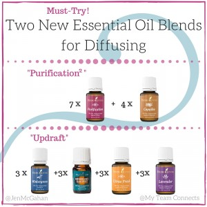 essential oil blends for diffusing