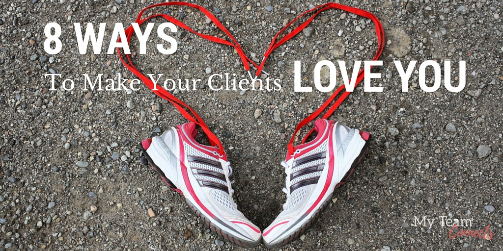 make clients love you