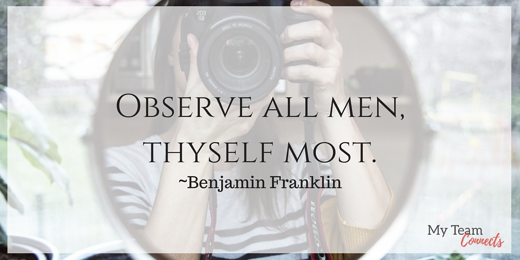 observe all men