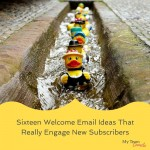 Sixteen Welcome Email Ideas That Really Engage New Subscribers