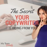The Secret Your Copywriter Is Hiding From You