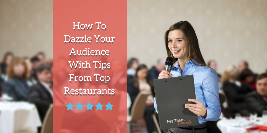 dazzle your audience