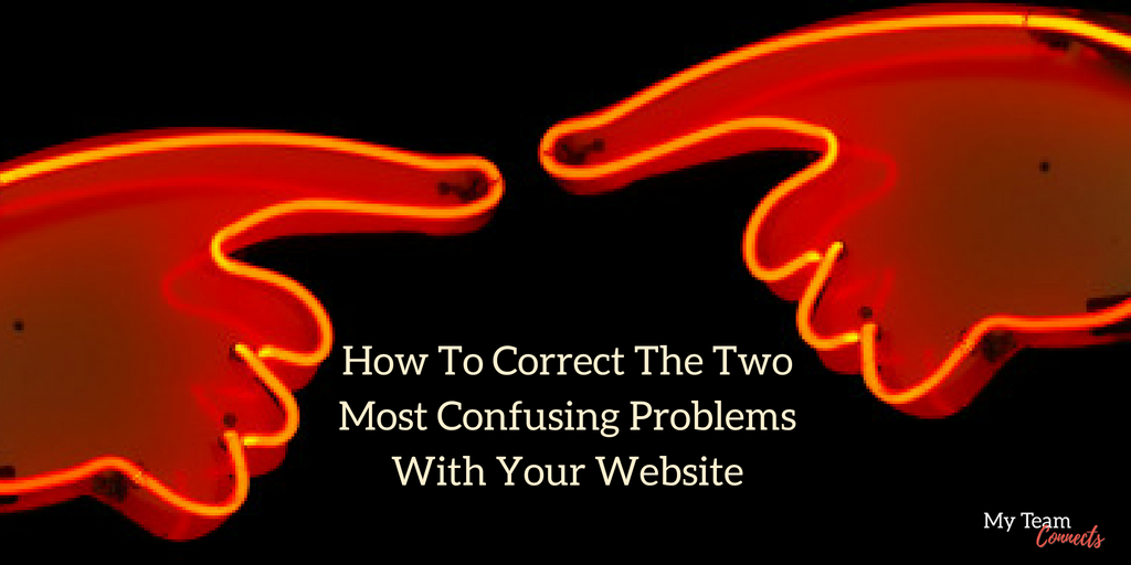 Problems with your website?